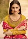 Pant Style Pakistani Salwar Kameez For Festival - 1