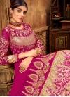 Embroidered Work Long Length Anarkali Suit - 1