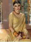 Banarasi Silk Trendy Classic Saree - 1