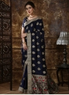 Silk Traditional Designer Saree - 1