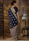 Silk Traditional Designer Saree - 2