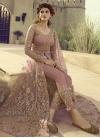 Embroidered Work Pant Style Designer Salwar Kameez - 2