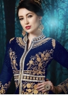 Embroidered Work Pant Style Designer Suit - 1