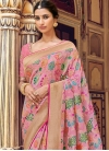Banarasi Silk Designer Contemporary Style Saree - 1