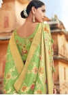 Banarasi Silk Traditional Designer Saree - 1