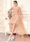 Net Pant Style Classic Salwar Suit - 2