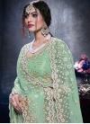 A Line Lehenga Choli For Bridal - 1
