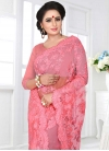 Net Designer Contemporary Style Saree - 1