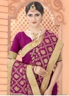 Faux Georgette Designer Traditional Saree - 1