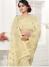 Embroidered Work Contemporary Saree For Ceremonial - 1