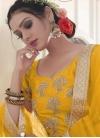 Embroidered Work Trendy Lehenga For Ceremonial - 2