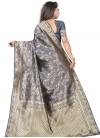 Art Silk Traditional Designer Saree - 1