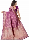 Art Silk Designer Traditional Saree - 1