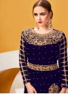Beads Work Pant Style Designer Salwar Kameez - 1