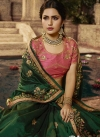 Designer Contemporary Saree For Bridal - 1