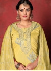 Gota Patti Work Pant Style Designer Salwar Kameez - 1