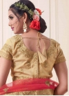 Satin Silk Trendy Lehenga Choli - 2