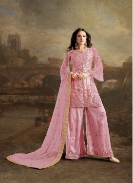 Amazing Net Palazzo Salwar Suit
