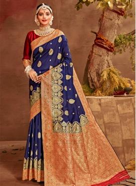 Art Silk Designer Classic Saree