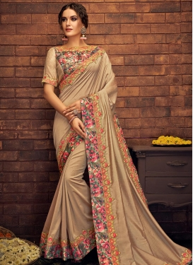 Art Silk Traditional Saree