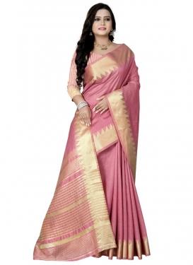 Art Silk Trendy Designer Saree For Ceremonial