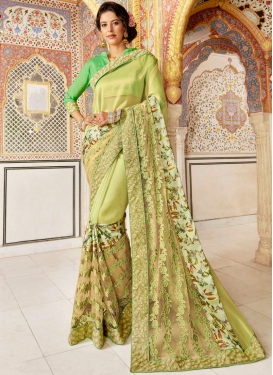 Aspiring Classic Designer Saree For Party