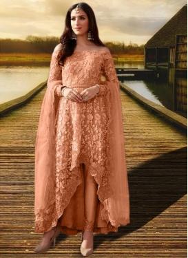 Asymmetrical Designer Salwar Suit For Ceremonial