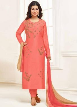 Ayesha Takia Beads Work Pant Style Pakistani Salwar Suit