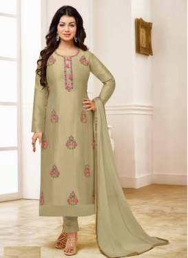 Ayesha Takia Embroidered Work Pant Style Pakistani Salwar Suit