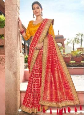 Banarasi Silk Trendy Classic Saree