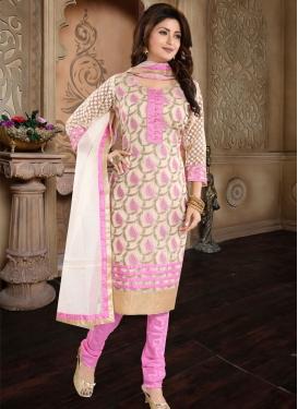 Banglori Silk Readymade Churidar Salwar Kameez