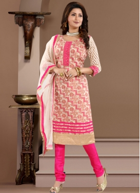 Banglori Silk Readymade Churidar Salwar Suit