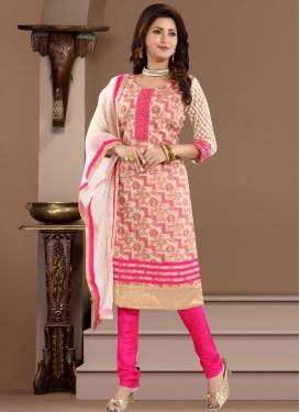 Banglori Silk Readymade Churidar Salwar Suit