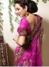 Best Magenta Bridal Designer Lehenga Choli - 2