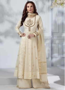 Chanderi Silk Readymade Salwar Suit