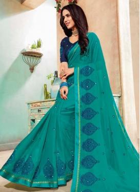 Chanderi Silk Traditional Designer Saree