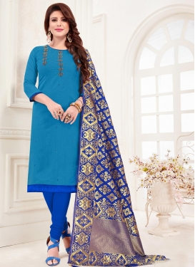 Churidar Salwar Suit For Casual