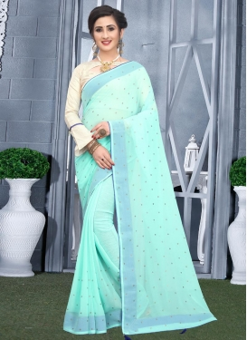 Contemporary Style Saree