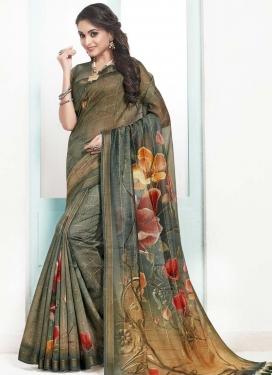 Cotton Designer Traditional Saree