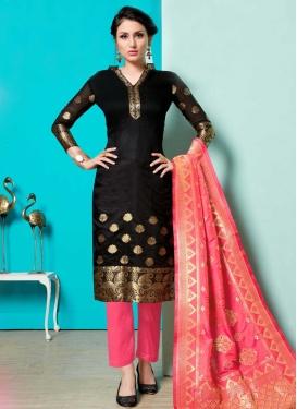 Cotton Pant Style Classic Salwar Suit