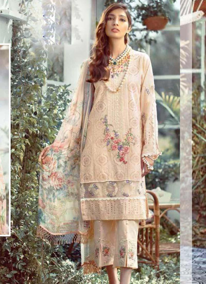 Cotton Pant Style Classic Salwar Suit For Ceremonial