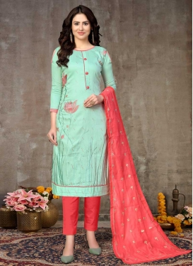 Cotton Pant Style Classic Suit For Casual