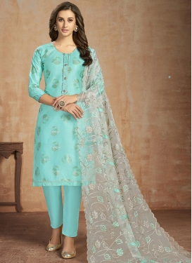 Cotton Pant Style Classic Suit For Ceremonial