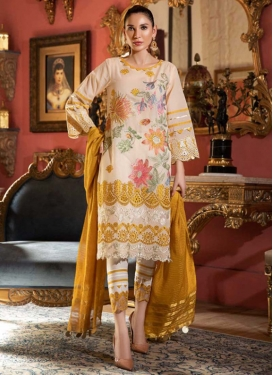 Cotton Pant Style Pakistani Salwar Kameez