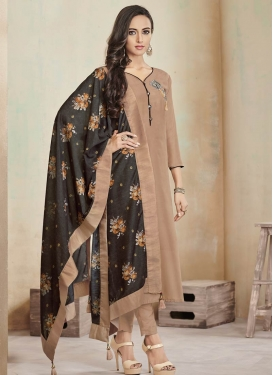 Cotton Readymade Designer Salwar Suit