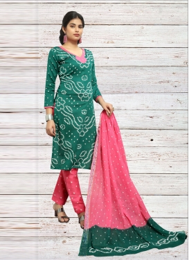 Cotton Satin Pant Style Straight Suit