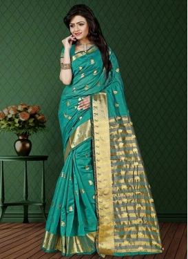 Cotton Silk Classic Saree
