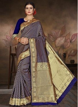 Cotton Silk Classic Saree For Casual