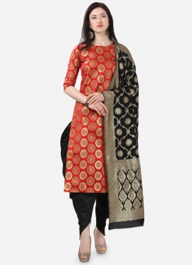 Cotton Silk Designer Pakistani Salwar Suit