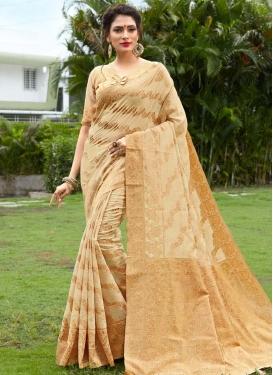 Cotton Silk Designer Traditional Saree